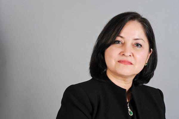 Mahnaz Khazen's company is opening an office in D.C. to connect foreign investors with local distressed banks.