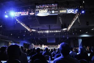 A December super lightweight title bout at the Walter E. Washington Convention Center generated $1.5 million in visitor spending.