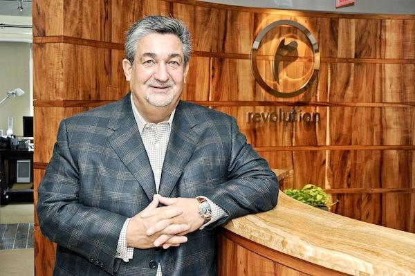 Revolution Growth co-founder Ted Leonsis
