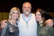 Goodbyes and bow ties The invitation for the party said it best: The Man About Town is leaving town. After five decades in the radio business, WTOP's Bob Madigan has retired. The crowd packed into Carmine's Jan. 11 as a testament to what an institution he is. From left, Fox 5's Sue Palka with Salvatore Conte and Linda Roth Conte of Linda Roth Associates.