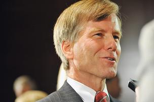 Governor Bob McDonnell of Virginia