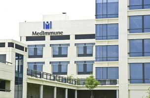 MedImmune may expand its Gaithersburg campus.