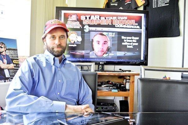 Brightline Interactive's Erik Muendel discusses his company's work at SXSW.