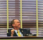 Rep. <strong>Mick</strong> <strong>Mulvaney</strong> provides sympathy and advice to small business contractors