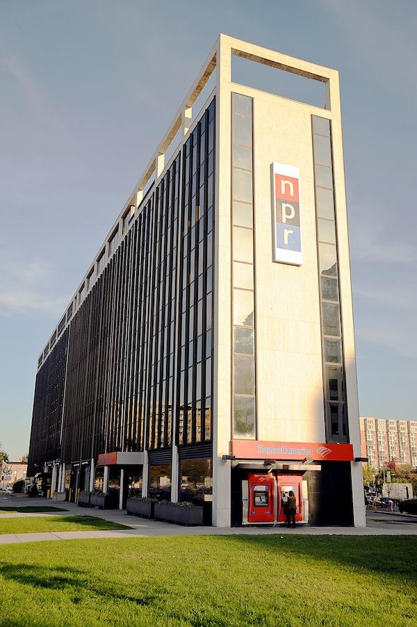 NPR'sformer headquarters, all 211,000 square feet of it at 635 Massachusetts Ave. NW, will be razed to make way for a new office tower.