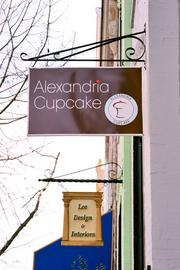 With the addition of new stores like Alexandria Cupcake, the vacancy rate in Old Town is less than 5 percent.