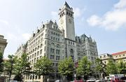The General Services Administration picked a proposal by real estate mogul Donald Trump to revamp the Old Post Office Pavilion into a 250-room luxury hotel bearing the Trump name. As The Donald himself would say, when work on the historic site at 12th Street and Pennsylvania Avenue NW is finished, it's gonna be huge.
