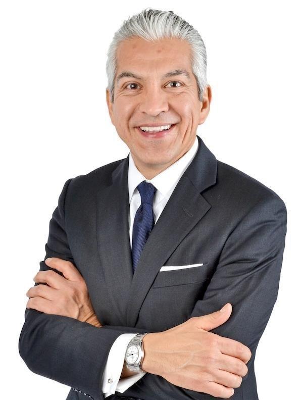 Javier Palomarez, president and CEO of the U.S. Hispanic Chamber of Commerce
