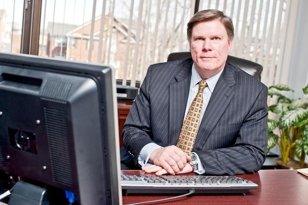 Ned Perry is leading First Mariner Bank's mortgage lending expansion into the Washington area, this time with stricter requirements.