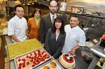 Caterers carve out kosher niche