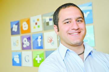 AddThis founder talks startups, media coverage