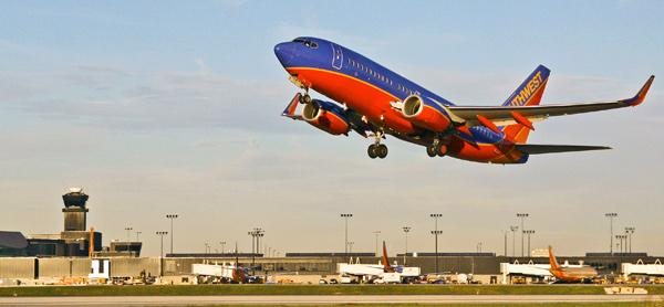 BWI hopes to increase the number of flights by improving its runways.