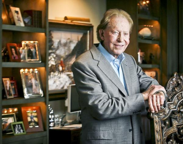 Dallas billionaire Harold Simmons controlled about 45 percent of Titanium Metals Corp. shares.