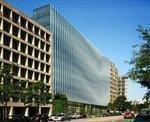 George Washington University priming Foggy Bottom office tower site