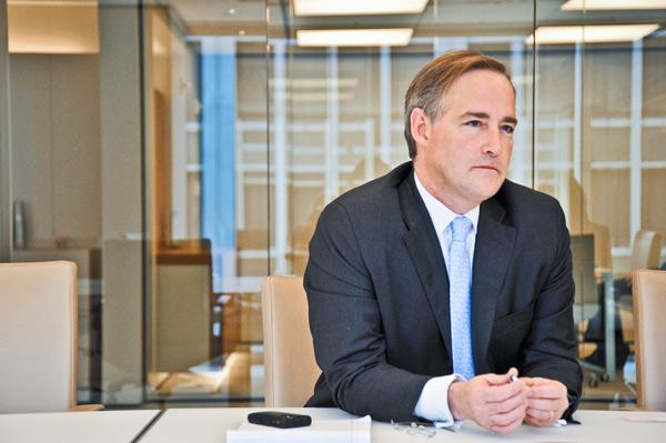 Joe Stettinius will add CEO to his president title at Cassidy Turley.