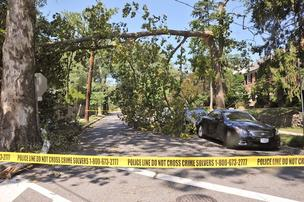 Pepco says it tried new strategies when the June 29 derecho struck Maryland.