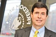 Craig Underhill, CEO of Freedom Bank of Virginia
