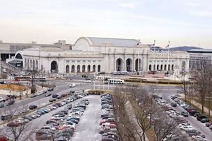 A $7 billion project would modernize Union Station, which is near Capitol Hill in Washington, D.C.