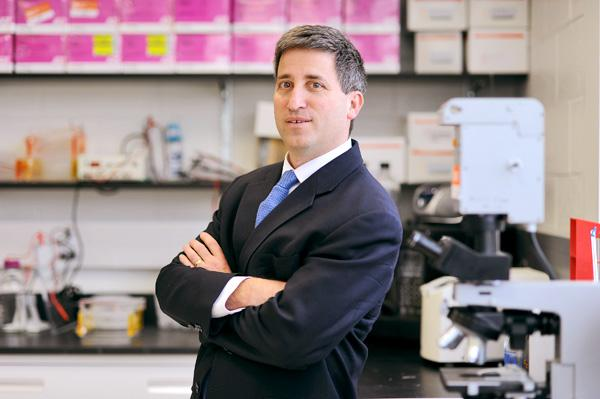 Advanced Bioscience Laboratories gets the vast majority of its revenue from the National Institutes of Health, and CEO Thomas VanCott says it's time to diversify and court private biotechs that might need help with product development.