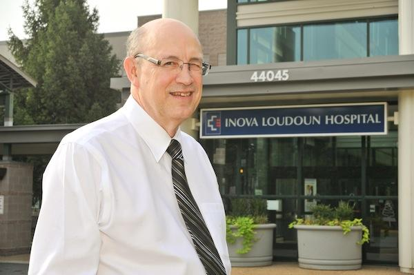 Inova Loudoun CEO Patrick Walters said priorities for a new master plan include a patient bed tower, more operating rooms, a greatly expanded obstetrics program and a parking garage.