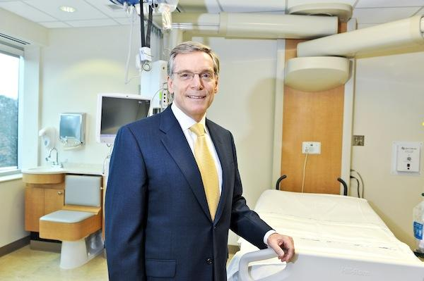 Inova Health System tapped Ritz-Carlton veteran Paul Westbrook to help reshape and improve the patient experience at its hospitals.