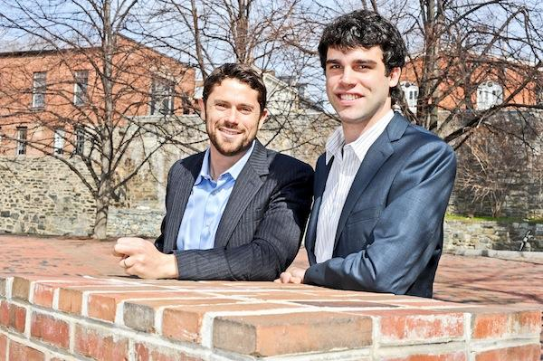 Ben and Daniel Miller of Rise Development lead the team picked to redevelop 1300 H St. NE, the R.L. Christian Library site.