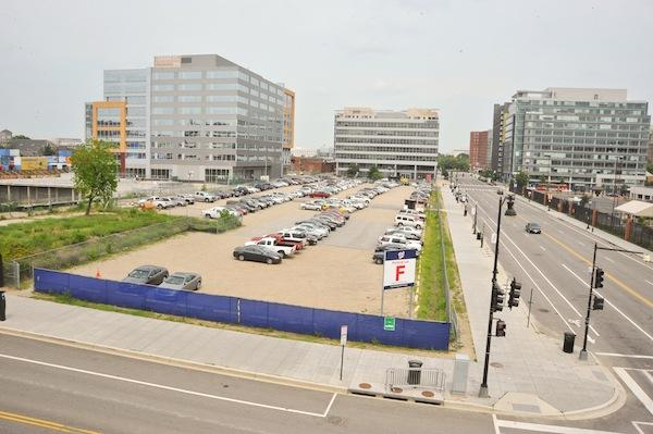 Transferable development rights could be used to build more at Willco's SE D.C. site.