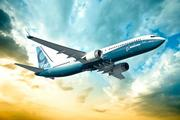 Boeing Co. finalizes wind-tunnel testing for its 737 Max family.