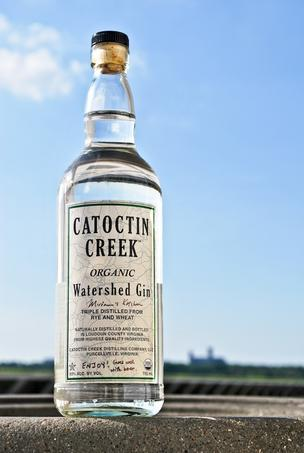 Catoctin Creek Distilling, Virginia