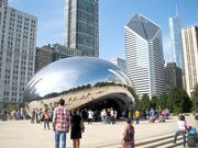"National Mall planners could take a cue from Millennium Park in Chicago, where engaging works of architecture and art, such as the ""Cloud Gate"" sculpture by Anish Kapoor, attract local visitors on a regular basis."