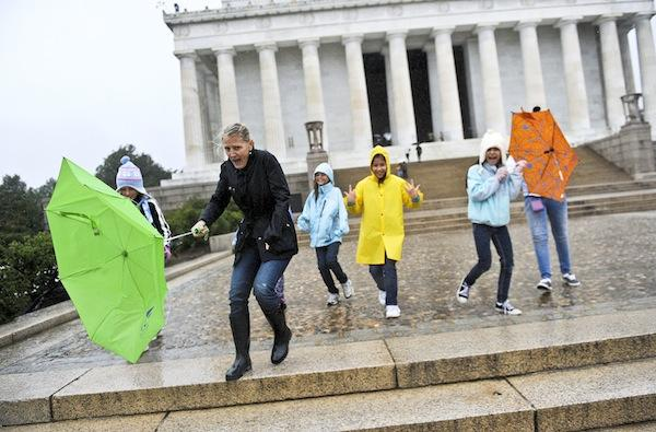 Major storms such as Hurricane Sandy and an earthquake have rattled Washingtonians for several years, affecting nearly every sector of the economy, from tourism to the energy sector.