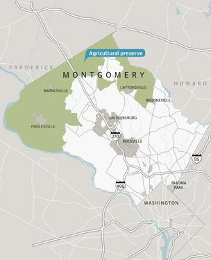 Montgomery County short on cash to preserve farmland