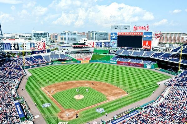 Nationals Park is getting a new place to party.