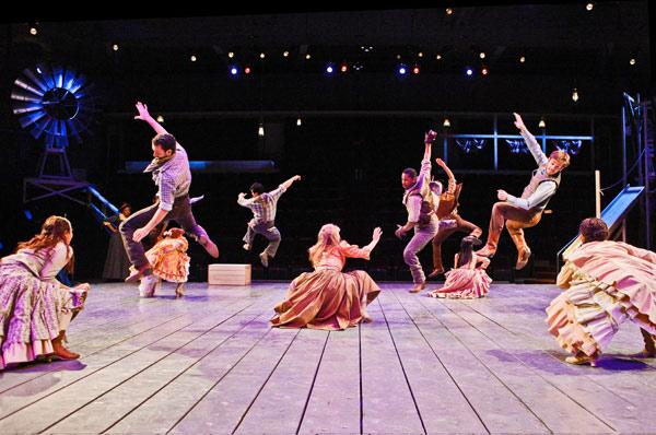 """Arena Stage's """"Oklahoma!"""" will return July 8 for a 12-week engagement. It debuted last November."""