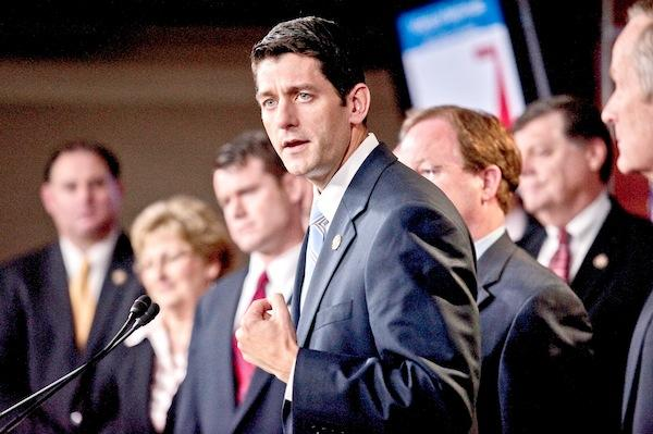 U.S. Rep. Paul Ryan, R-Wis., has been one of the leading lawmakers calling for measures to avoid further cuts in the defense budget.