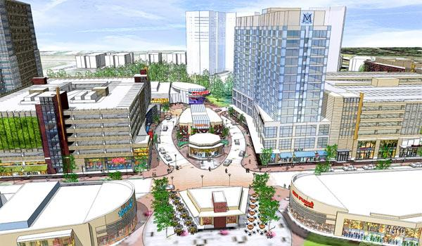 Nearly 10 years after the 1 million-square-foot Rock Spring Centre project in Bethesda was proposed, DRI Development is moving the project forward.