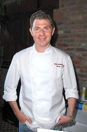 Bobby Flay is eyeing Bethesda for his next Bobby's Burger Palace spot in the Washington area.