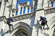 A 5.8-magnitude earthquake in August 2011 shook the region, damaging the west facade of the Washington National Cathedral and closing the Washington Monument.