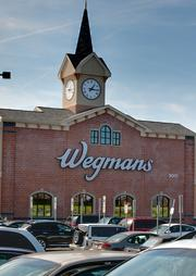 Wegmans plans to open a 125,000-square-foot store in Owings Mills.