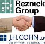 Reznick Group, <strong>J</strong>.H. Cohn LLP to merge