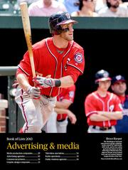 The Washington Nationals selected the teenage outfielder as the overall No. 1 pick in the 2010 draft, and he was called up from the minors in April when Ryan Zimmerman was injured. Harper never looked back and was named National League Rookie of the Year.