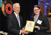 Number 3 in the Small Business Category at the Washington Business Journal's 2012 Best Places to Work is Ackerman Brown PLLC
