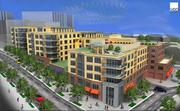 2001 Clarendon Blvd.Elm Street Development is building a 154-unit multifamily rental project with about 30,000 square feet of retail space. The project is scheduled to deliver in the second quarter of 2014.