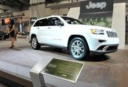 """The Jeep Grand Cherokee, """"The Most Awarded SUV Ever,"""" is redesigned for 2013."""