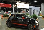 Visitors to the 2013 Washington Auto Show can test drive the new Fiat at the fun Fiat Track at the 2013 Washington Auto Show.