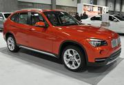The Fuel-Efficient BMW X1 sDrive28i has 56 cubic feet of trunk space due to the flexibility of their 40/20/40 split-seats and claims 34 miles per gallon on the highway.