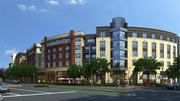 Mosaic at ClarendonEquity Residential is putting the finishing touches on a 188-unit apartment building. The project, which will have 30,000 square feet of retail space, is set to deliver this fall.