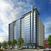 440 K St. Quadrangle Development Corp. and The Wilkes Co. are building a 14-story, 234-unit apartment project with 9,000 square feet of retail. Davis Carter Scott Ltd. is the architect, and Hitt Contracting Inc. is the general contractor. Delivery is slated for 2014.
