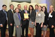 Aronson LLC ranked seventh in the Large Business Category at the Washington Business Journal's 2012 Best Places to Work.