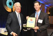 Number 8 in the Small Business Category at the Washington Business Journal's 2012 Best Places to Work is The Clearing.